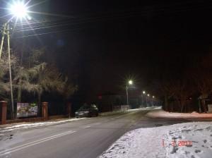 Pouliční LED osvětlení