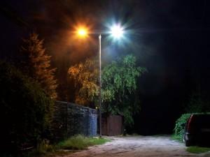 Porovnání pouličního LED osvětlení
